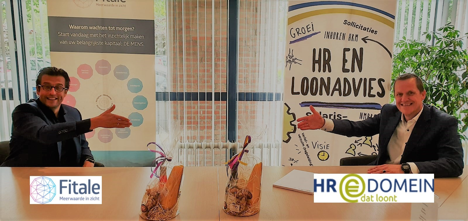 HR Domein - Fitale Adviesscan